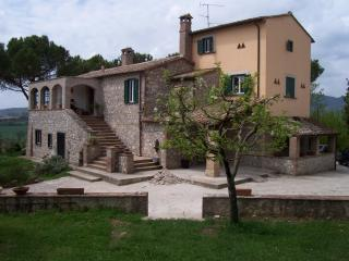 Sunny Villa with Trampoline and Central Heating - Castel dell'Aquila vacation rentals