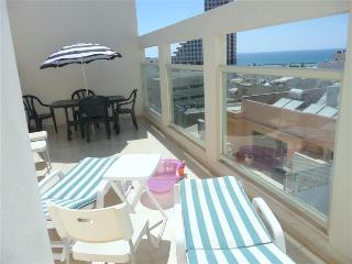 Duplex mini -penthouse with sea view - Tel Aviv vacation rentals