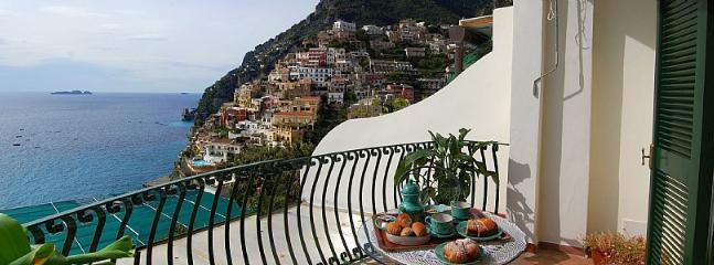 Villa Faustina A - Image 1 - Positano - rentals