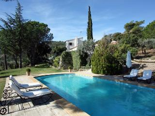 Stunning Hilltop Villa with Private Heated Pool - Plan de la Tour vacation rentals