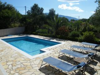 Villa Tessia, Metaxata, Kefalonia - Svoronata vacation rentals