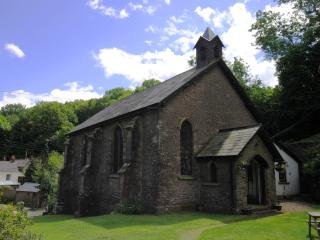 Cozy 3 bedroom Converted chapel in Whitebrook with Internet Access - Whitebrook vacation rentals