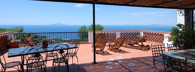 4 bedroom Villa in Massa Lubrense, Costa Sorrentina, Amalfi Coast, Italy : ref - Image 1 - Massa Lubrense - rentals