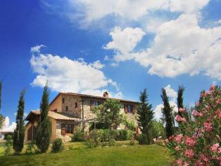 Villa il Poggio di Castellina - Charming Villa close to Beach and Cities, A/C & panoramic Pool - Bettolle vacation rentals