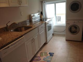 Ocean views 3b /1b -1 house to beach. $1850 week - Brigantine vacation rentals