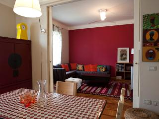 SPACIOUS, BRIGHT AND BEAUTIFUL, TOP FLOOR - Novate Milanese vacation rentals