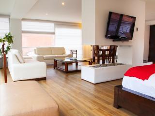 Vibrant Studio in Parque 93 - Bogota vacation rentals