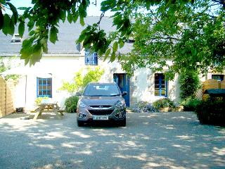 The Longhouse - Le Romarin - Plumeliau vacation rentals