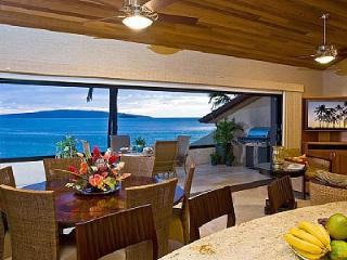 AMAZING OCEANFRONT LUXURY 3BED/3BATH MAKENA CONDO - Kihei vacation rentals