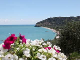 HOLIDAY LODGE AL PORTO -APPARTAMENTO 1 CAMERA  4 POSTI CON GIARDINO VISTA MARE - Mattinata vacation rentals