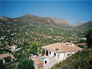 Perfect Villa with Internet Access and A/C - Alcaucin vacation rentals