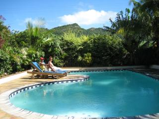 Bungalow Rhys: (Bed & Breakfast accommodation) - Anse Jonchee vacation rentals