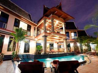 Kata Sea View Thai Style Villa Private Pool/Chef! - Kata vacation rentals