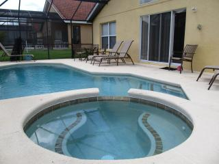 Solana Resort Luxury 4 Bedroom 3 bath Private Pool Games Room Club House. Close to Disney - Davenport vacation rentals
