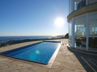 Villa Dali - stunning villa with sea views - Lloret de Mar vacation rentals
