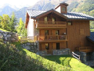 Comfortable 3 bedroom Condo in Sainte-Foy-Tarentaise with Internet Access - Sainte-Foy-Tarentaise vacation rentals