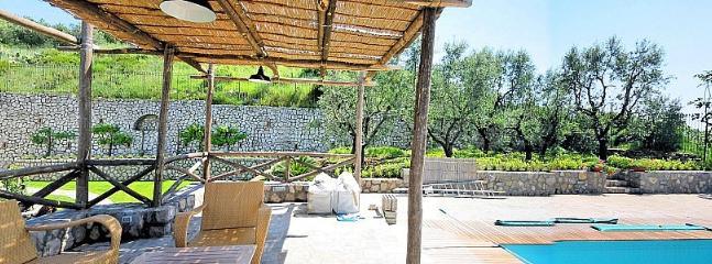 Villa Carissa A - Image 1 - Sant'Agata sui Due Golfi - rentals
