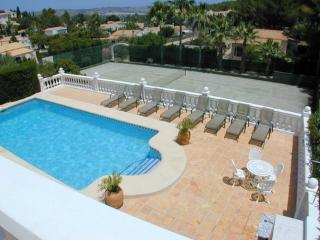 Casa Covetelles - VILLA - with TENNIS COURT & POOL - Javea vacation rentals