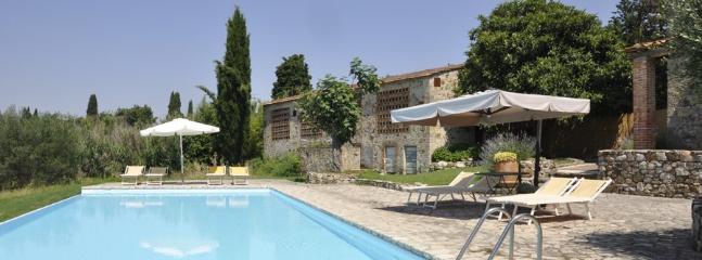6 bedroom Villa in Castellina In Chianti, Siena Area, Tuscany, Italy : ref - Image 1 - Castellina In Chianti - rentals