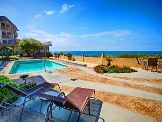 Spacious ocean front condo with breathtaking white water views - Solana Beach vacation rentals