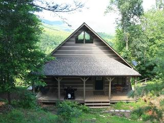 Scout's Playground enjoy tremendous views, log cabin with lots of extras - Blowing Rock vacation rentals