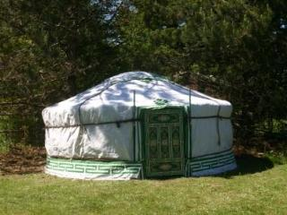 Luxury mongolian Yurt and pool - Compreignac vacation rentals