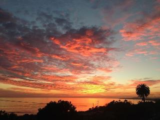 2BR/2BA Ocean View Summerland Home, 3 Whale Sightings This Year! - Summerland vacation rentals