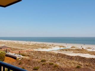 Renovated 2BR/2BA Oceanfront 4th Floor Villa has Awesome Ocean Views - Hilton Head vacation rentals
