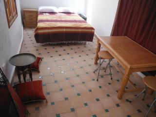 Romantic 1 bedroom Tetouan Riad with Washing Machine - Tetouan vacation rentals