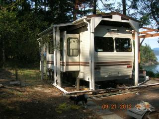 Recess Cove -  Camping Retreat - Lopez Island vacation rentals