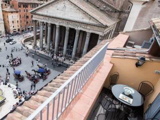 Casa della Rotonda Roof Terrace  Pantheon - Rome vacation rentals