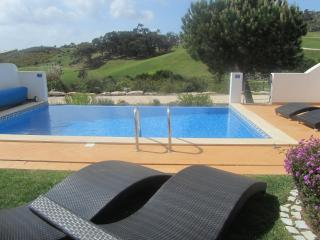 Stunning 3 bed villa with pool- Golf & Beach - Budens vacation rentals