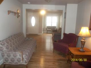 3 bedroom House with Deck in Jim Thorpe - Jim Thorpe vacation rentals