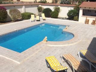 LUXURY VILLA NO PRICE INCREASE FOR SCHOOL HOLIDAYS - Almeria Province vacation rentals
