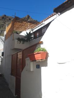Casita de la Cascada, comfortable 2 bedroom house - Valle Gran Rey vacation rentals
