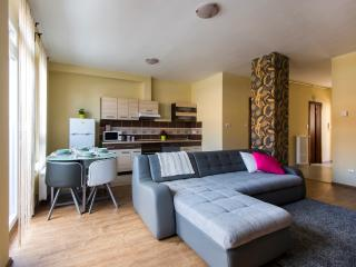 Grand Penthouse 3BR - Wifi/Balcony - 1 - Budapest vacation rentals
