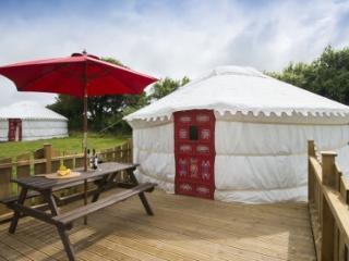 Lavender Yurt - Cornwall vacation rentals