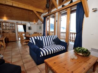 3 bedroom Ski chalet with Deck in Vallandry - Vallandry vacation rentals