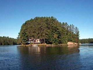 Private Island. Beautiful, comfy and great fishing - Point Au Baril vacation rentals