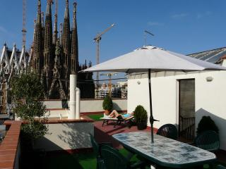 PSF0 - AMAZING VIEWS FRONT SAGRADA FAMILIA - Barcelona vacation rentals