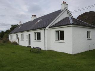 Peaceful Strathan cottage lovely views across glen - Lochcarron vacation rentals