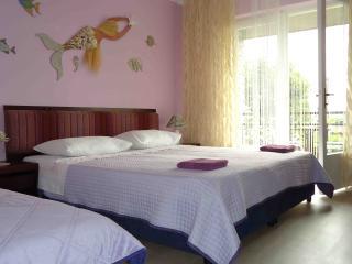 Pleasant room Sirena  2+1 with balcony in Lovran - Lovran vacation rentals