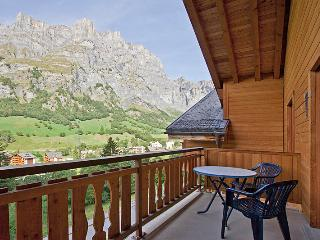 Perfect 2 bedroom Leukerbad Resort with Internet Access - Leukerbad vacation rentals