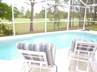Luxury villa with pool overlooking fairway - New AC & kitchen upgrades for 2017 - Haines City vacation rentals