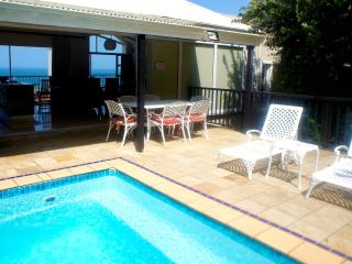 Beachhaven with pool &  ocean views. Wifi and A/C. - Stanger vacation rentals