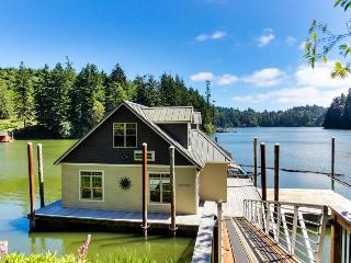 Blacks Arm Boat House with Docks - Boat-Access Only - Lakeside vacation rentals