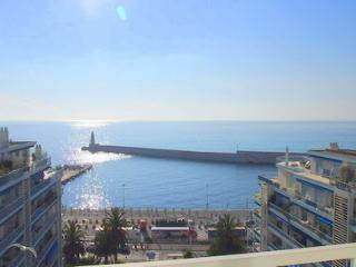 JdV Holidays Apartment Euphorbe 5, three bedrooms, superb sea views & terrace! - Nice vacation rentals