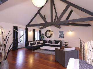 Nice 3 bedroom Marne-la-Vallée Apartment with Balcony - Marne-la-Vallée vacation rentals