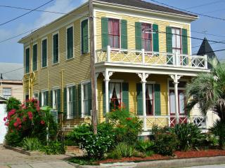 Historic Hummingbird House- (New listing Aug 2014) - Galveston vacation rentals