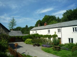 C16th Farmhouse - Challacombe vacation rentals